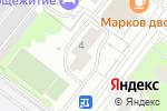 Схема проезда до компании Москитка.ру в Москве