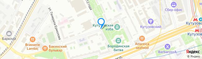 улица 1812 Года