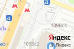 Схема проезда до компании Маша & Наташа в Москве