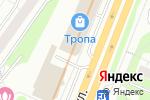 Схема проезда до компании Dr. All в Москве