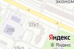 Схема проезда до компании НИКА-С в Москве