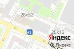 Схема проезда до компании TetChair в Москве