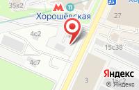 Схема проезда до компании Строй-Медиа в Москве