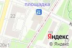 Схема проезда до компании Тимирязевский в Москве