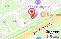 Схема проезда до компании Мировые судьи Подольского района в Подольске