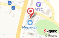 Схема проезда до компании Твой грузовик в Сухарево
