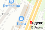 Схема проезда до компании Уголок прованса в Москве