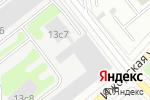 Схема проезда до компании Смиан в Москве