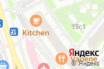 Схема проезда до компании Victoria & Albert в Москве