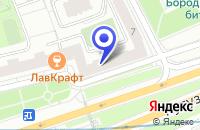 Схема проезда до компании МЕБЕЛЬНЫЙ САЛОН МАП в Москве