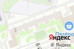 Схема проезда до компании RFsms.ru в Москве