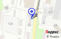 Схема проезда до компании КЛИМОВСКИЙ КОМБИНАТ ШКОЛЬНОГО ПИТАНИЯ в Климовске