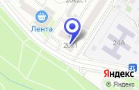 Схема проезда до компании МОНТАЖНО-СЕРВИСНАЯ ФИРМА КОНТЕЛ в Москве