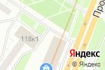 Схема проезда до компании Независимый эксперт в Москве