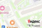 Схема проезда до компании Уют-Декор-Интерьер в Москве