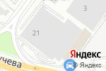 Схема проезда до компании Гаражно-строительный кооператив №17 в Москве