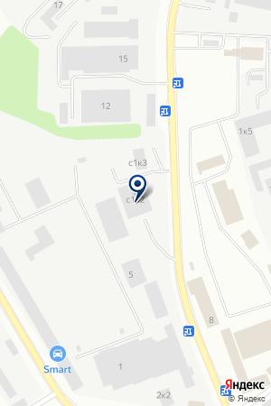 ПТФ АВТОРЭМ на карте Дмитрова