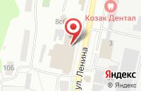Схема проезда до компании Салон мебели в Подольске