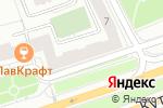 Схема проезда до компании Магазин замков в Москве