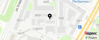 LRHELPER на карте Москвы