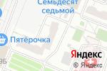 Схема проезда до компании Управление социальной защиты населения района Коньково в Москве