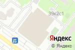 Схема проезда до компании КБ ДС-БАНК в Москве