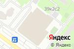 Схема проезда до компании Valtera в Москве