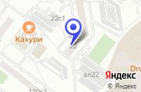 Схема проезда до компании МАГАЗИН КОННО-СПОРТИВНОГО ИНВЕНТАРЯ ХВОСТ И ГРИВА в Москве