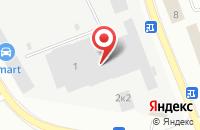 Схема проезда до компании Исток в Дмитрове