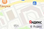 Схема проезда до компании Моби Дик в Москве