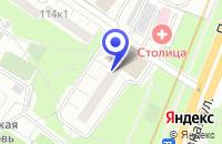 Схема проезда до компании МЕБЕЛЬНЫЙ МАГАЗИН ГАЛАКТИКА XXI в Москве