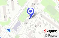 Схема проезда до компании ДОРОЖНАЯ ТЕХНИЧЕСКАЯ ШКОЛА МАШИНИСТОВ ЛОКОМОТИВОВ в Солнечногорске