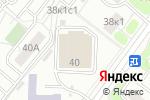 Схема проезда до компании Сувениры мира в Москве