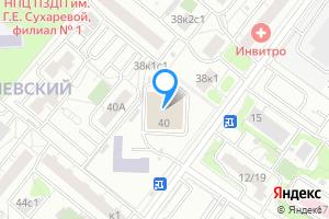 Снять комнату в двухкомнатной квартире в Москве ул Новаторов д40