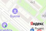 Схема проезда до компании Айфар в Москве