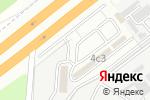 Схема проезда до компании Тенэк в Москве