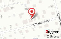 Схема проезда до компании СТО ТЕХАЛЬЯНС в Дмитрове