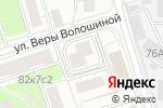 Схема проезда до компании Юбилейный 2 в Москве