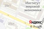 Схема проезда до компании Почтовое отделение №125315 в Москве