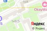 Схема проезда до компании Киоск овощей и фруктов в Москве