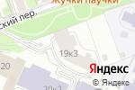 Схема проезда до компании Pro-tile в Москве