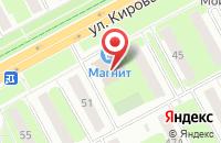 Схема проезда до компании Окна Аттик в Подольске