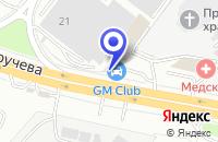 Схема проезда до компании ОПЕРАЦИОННАЯ КАССА № 20 в Москве