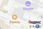 Схема проезда до компании Мифрил+ в Москве