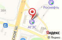 Схема проезда до компании Кантри ГАЗ Столица в Сухарево