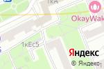 Схема проезда до компании Магазин хлебобулочных изделий на площади Победы в Москве
