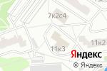 Схема проезда до компании Жилищник Дмитровского района в Москве