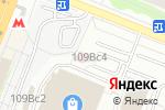 Схема проезда до компании Al-Dento в Москве