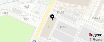 4х4sport на карте Москвы