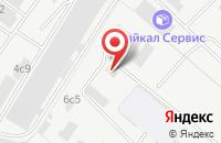 Схема проезда до компании Элком в Москве